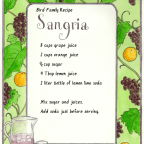 Family Recipe: Sangria