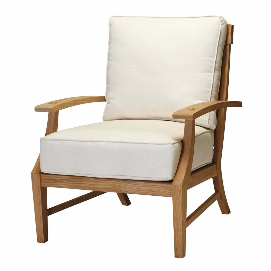 teak lounge chair cushions for dining chairs croque patio croquet