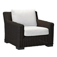 Rustic Outdoor Chaise Lounge Chair