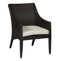 Athena Outdoor Wicker Lounge Chair Luxury And Style