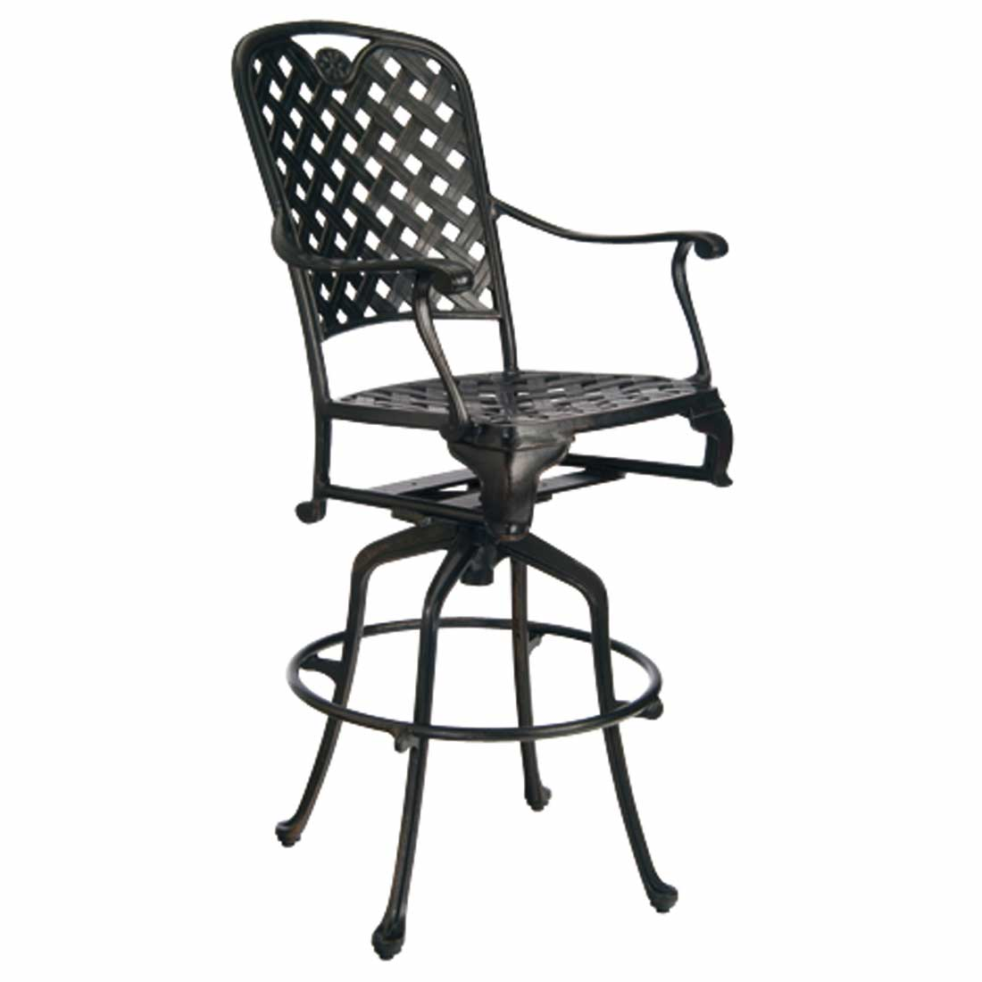 frontgate outdoor lounge chairs swivel chair platform provance 30 quot bar stool