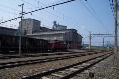 ディーゼル機関車接続