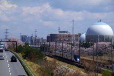 西白井駅から