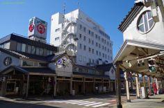 駅前雁木通り入口