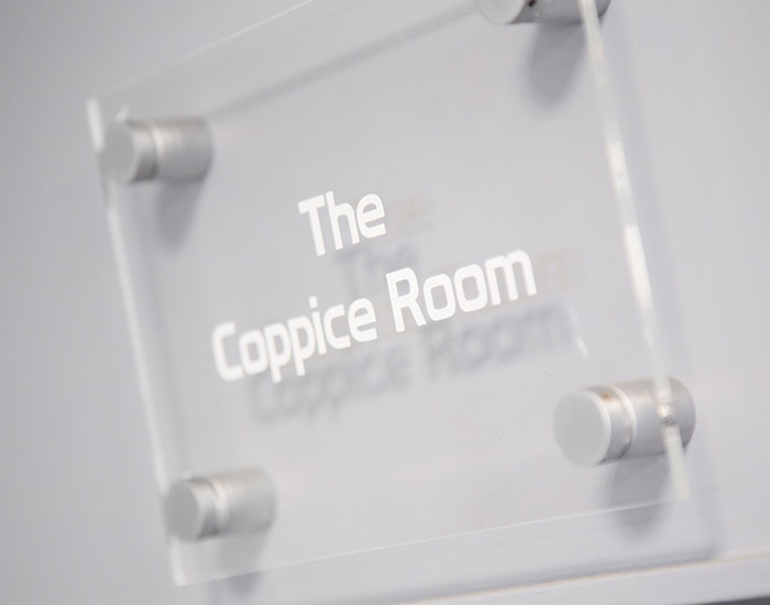 Conference Room Summergrove Halls - the Coppice Room