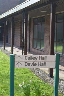 Summergrove Halls Surroundings