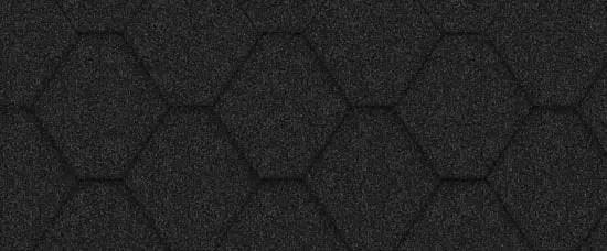 Natur must schwarz - Roofing Shingle Packs