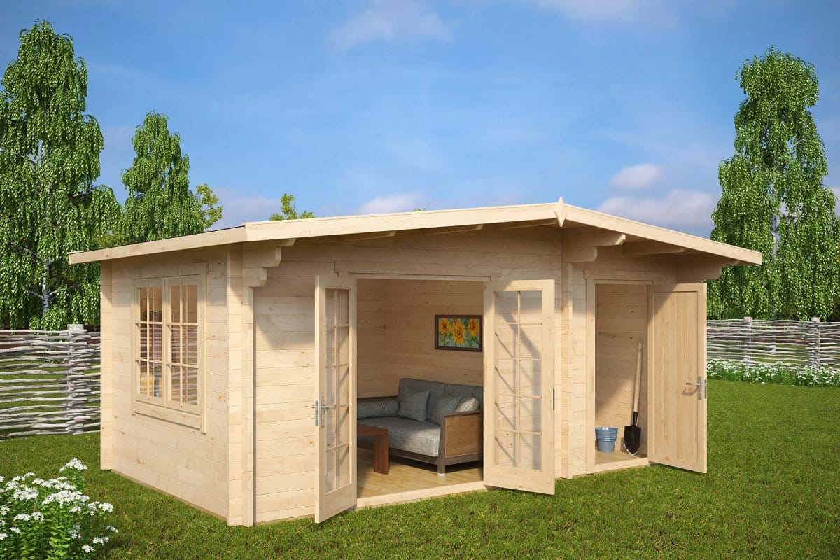 Affordable Wood Sheds