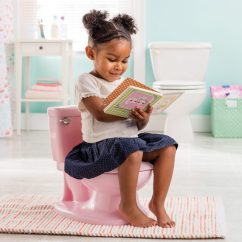 Summer Potty Chair White Chairs For Wedding Reception My Size Pink Infant Baby Products