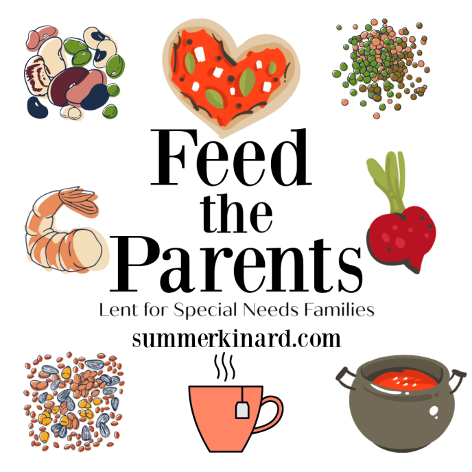 feed the parents
