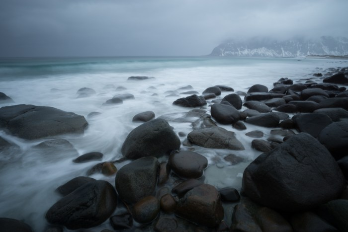 Dreamy Beach Lofoten