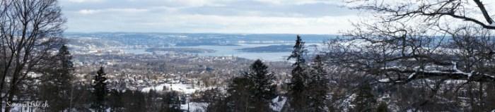 Panoramablick-Oslo