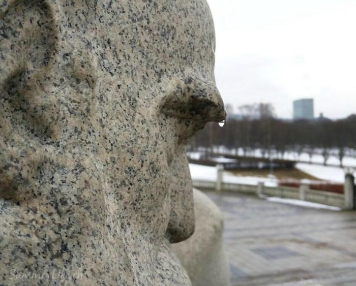 Vigeland-Skulpturenpark-Oslo