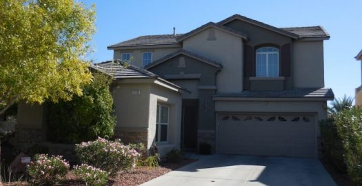 Exterior Painting By Certapro House Painters In Las Vegas