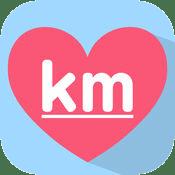 km(キロメ)のアイコン画像