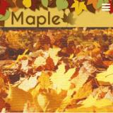 Mapleのスマホトップ画像