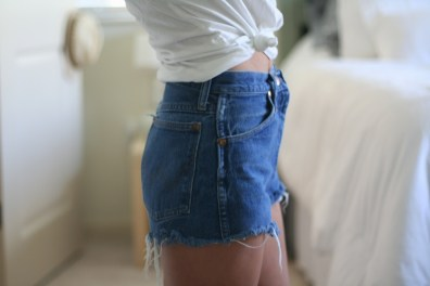 denim shorts summer of diane 047