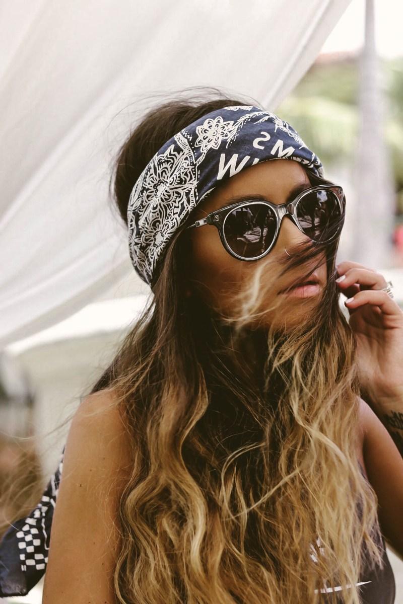 Summer of Diane Head Wrap Miami Style Blogger 1