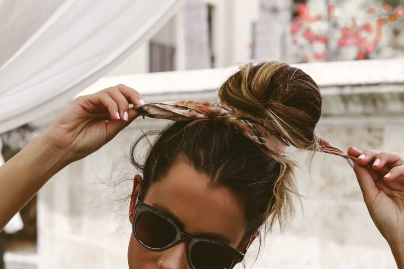 Summer of Diane Head Wrap Miami Style Blogger 5
