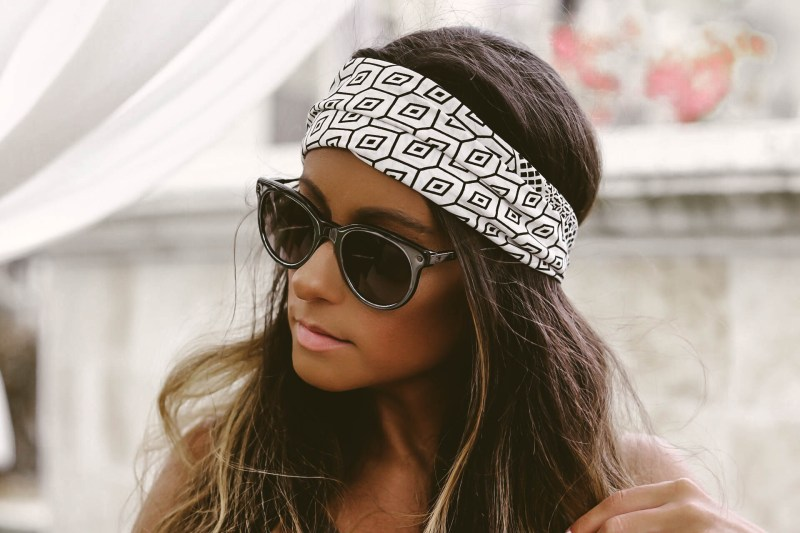 Summer of Diane Head Wrap Miami Style Blogger 9