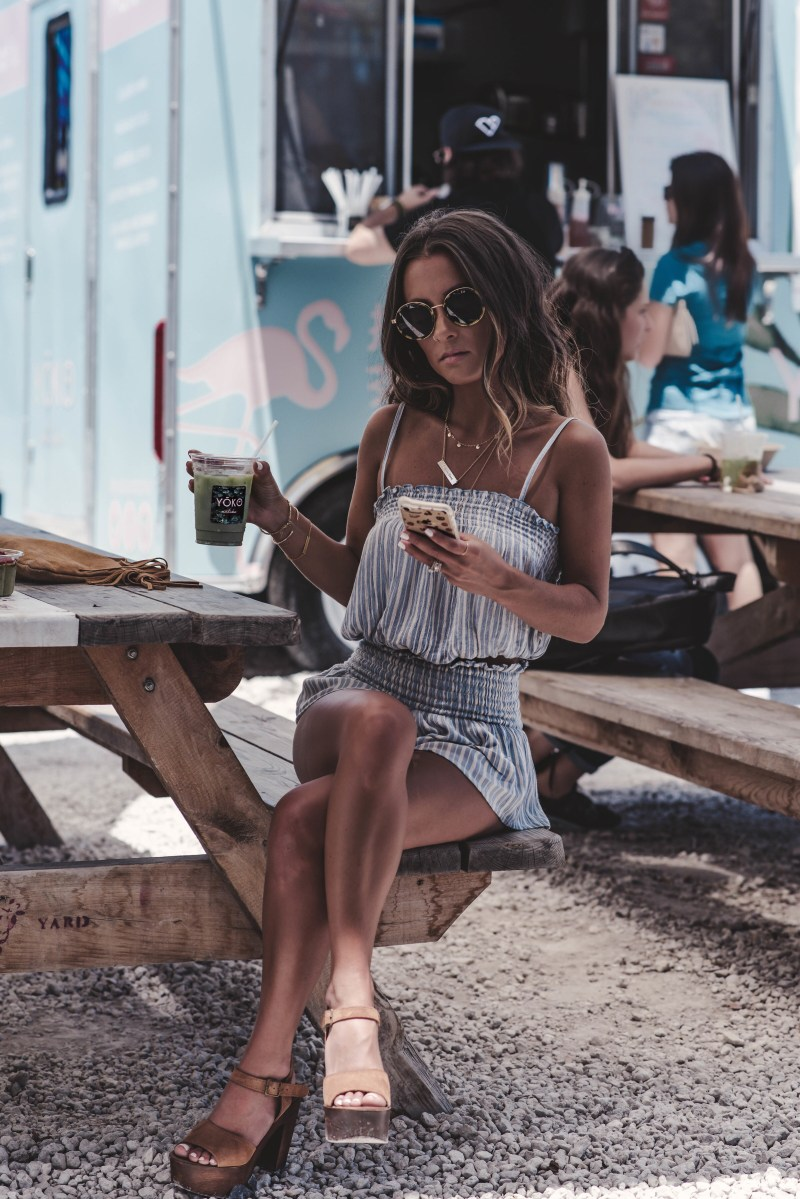 Summer of Diane Miami Blogger Boho Beach Style