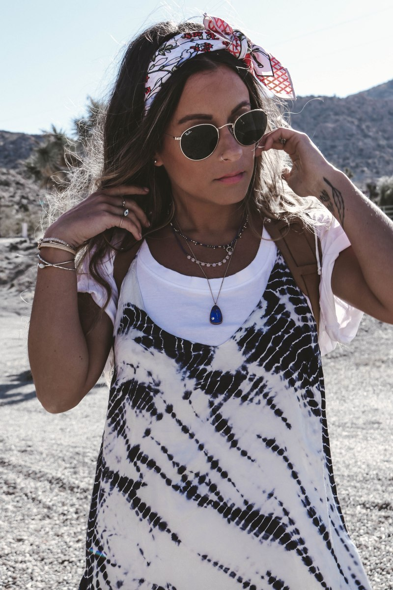 Summer of Diane Style Blogger Minnetonka Coachella