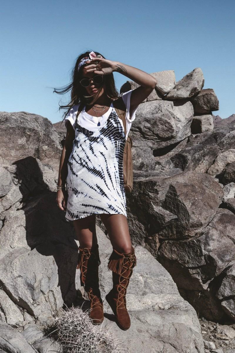 Summer of Diane Style Blogger Minnetonka Coachella