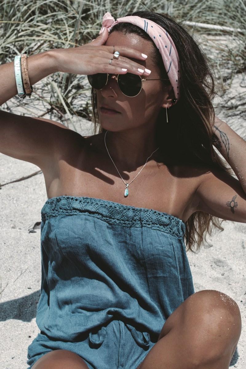Summer of Diane Style Blogger Julia Szendrei Jewelry SoBe
