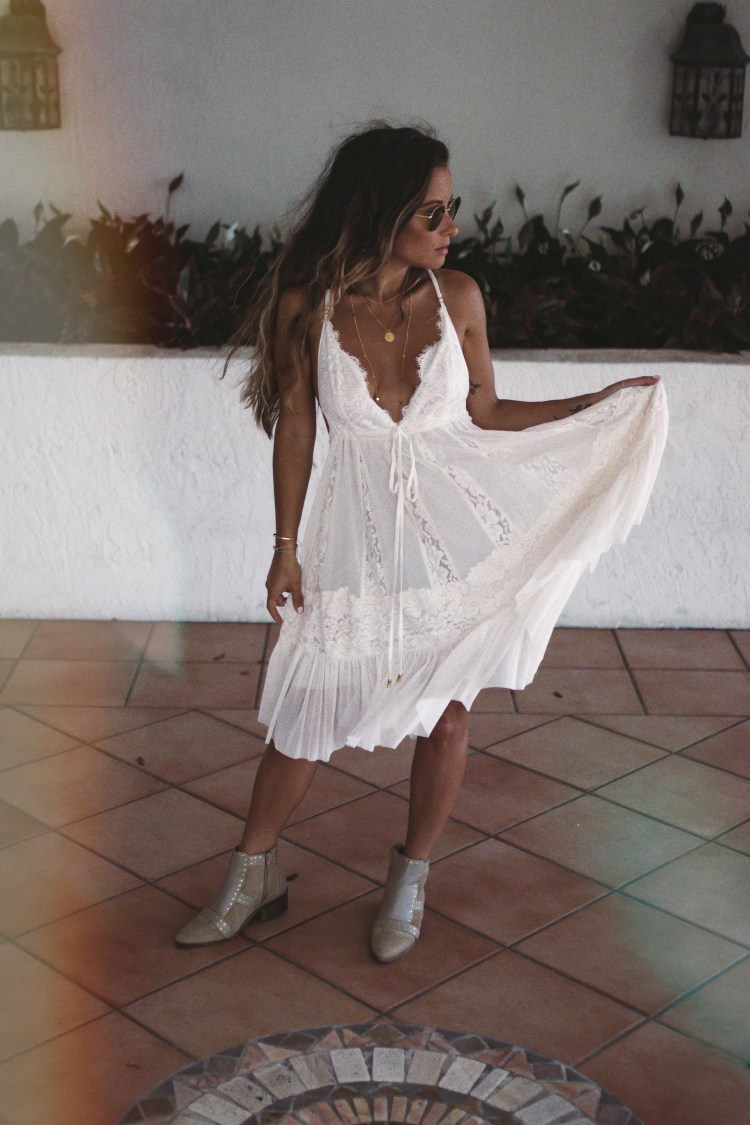 Summer of Diane Boho Style Blogger Hot As Hell + Matisse 9