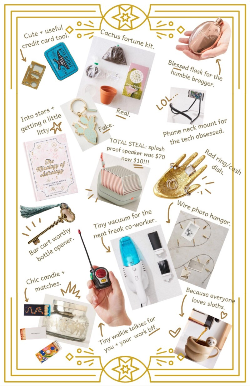Summer of Diane 12 Days of Summer Holiday Gift Guides 2018