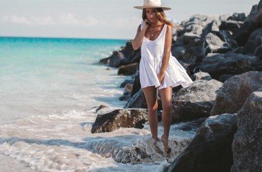 Summer of Diane X Princess Polly Miami Boho Style Blogger Beach Outfit