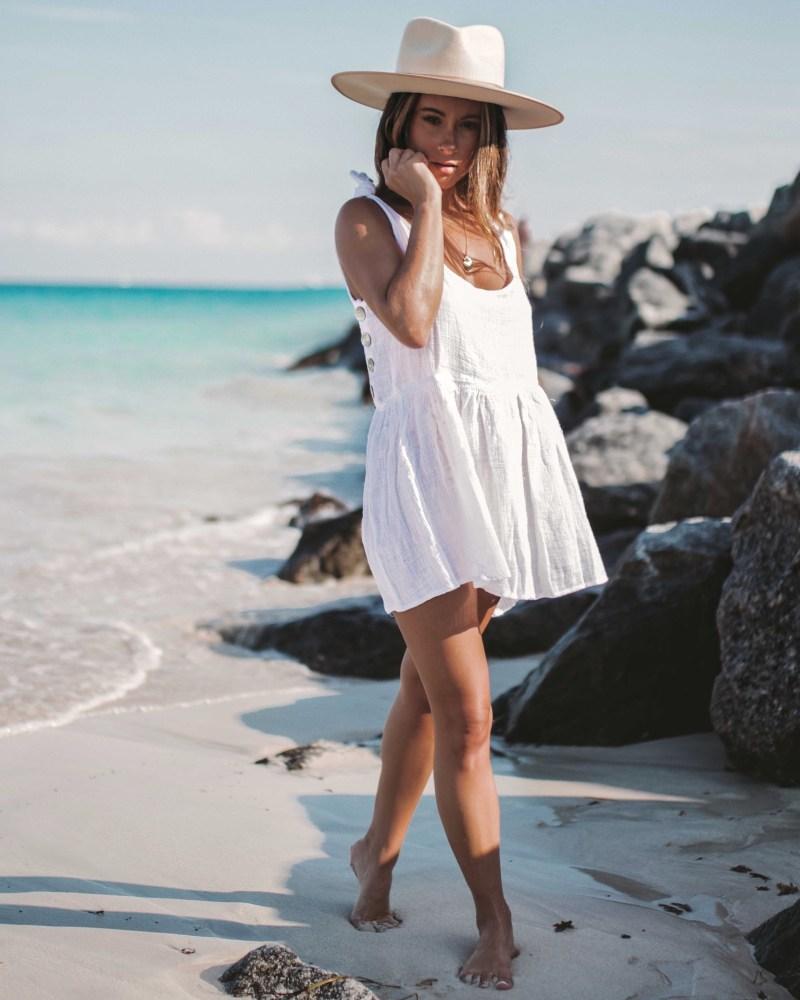 Summer of Diane X Princess Polly Miami Boho Style Blogger Beach Outfit