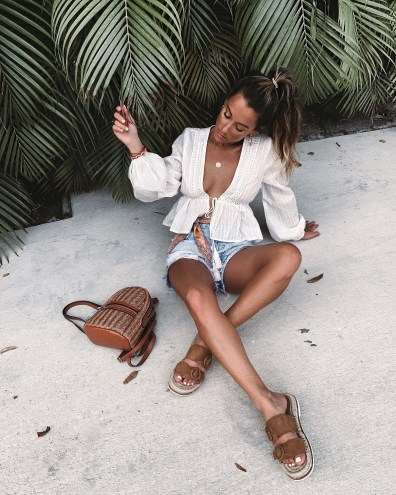 Summer of Diane Miami Boho Style Blogger Princess Polly Bohemian Beach Outfit