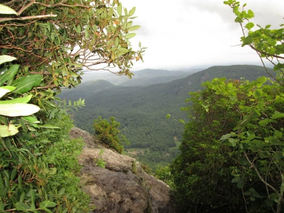 Whiteside Mountain Highlands NC