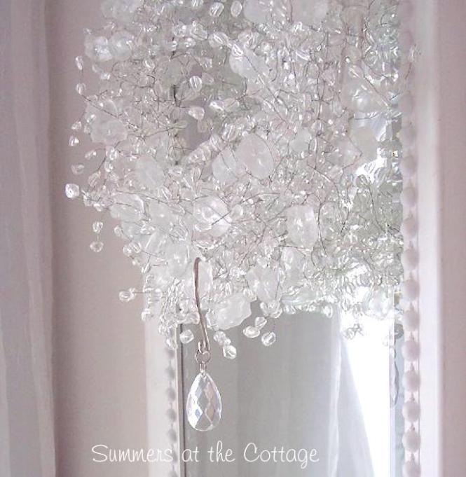 The Crystal Pink Shown Below Are Available In Our Shower Curtains And Bath Section
