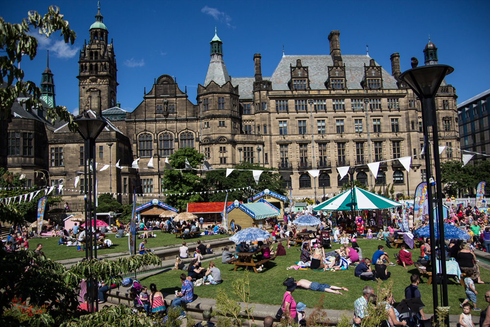 Sheffield by the Seaside  Perfect staycation in the