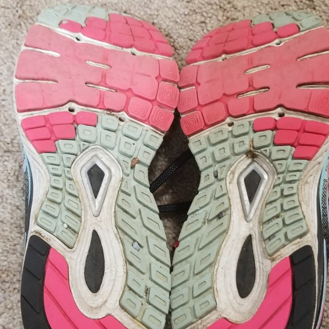When is it time to retire running shoes?