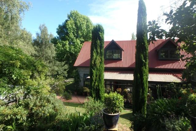 Retiro Park Lodge, Retiro Farm Lodge, Nelson New Zealand