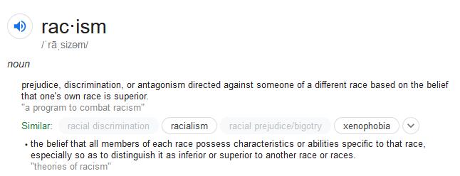 Rascism