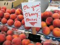 O Henry Peaches