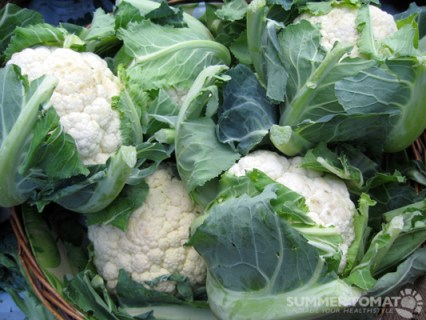 Gorgeous Cauliflower
