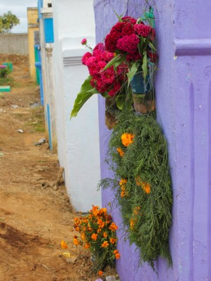 Decorated Graves