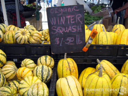 Organic Winter Squash