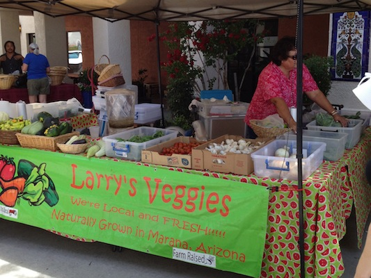 Larry's Veggies