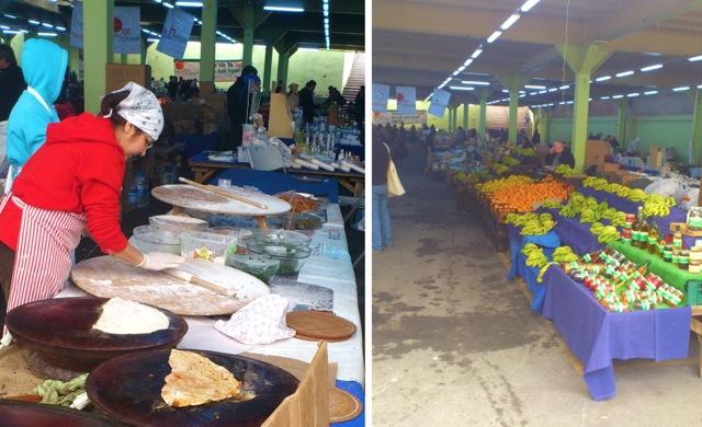 Ecologic Market in Sisli