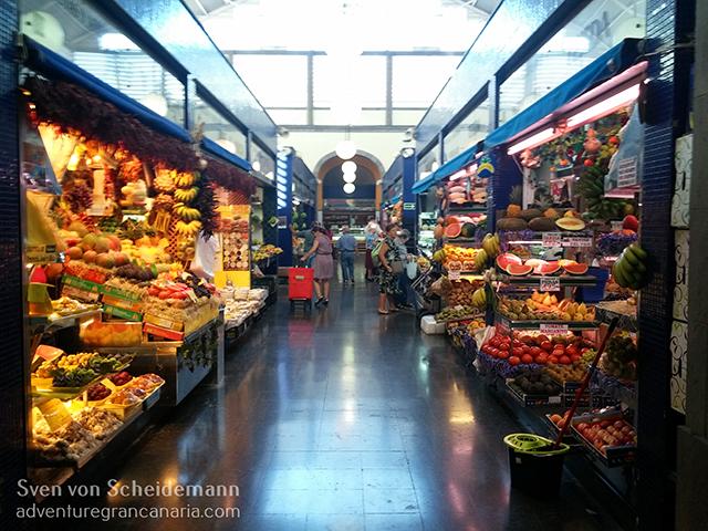 El Mercado de Vegueta