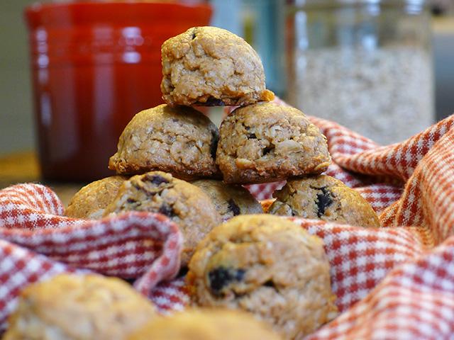 PBJ Cookie Bites