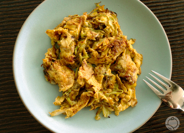 Cabbage and Eggs