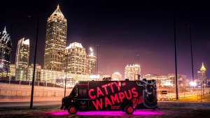 Atlanta Catering and food truck Cattywamus Grill