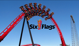 Six Flags Over Texas – Dallas